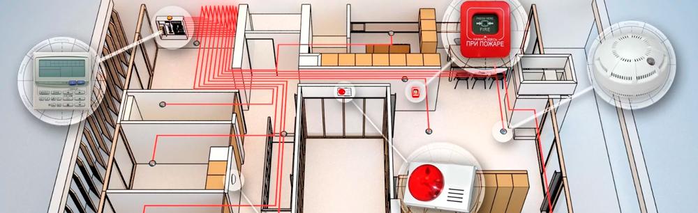 Современные системы охранно-пожарной сигнализации